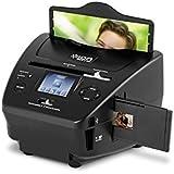 ION Pics 2 SD - Escáner de negativos y diapositivas (pantalla LCD, USB 2.0