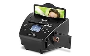 ION Pics2SD   Scanner à carte SD multiformat de photos, diapositives et négatifs