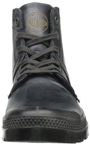 Palladium Pallabrouse Lea 2, Chaussures bateau homme Gris - Grau (Shadow/Metal)