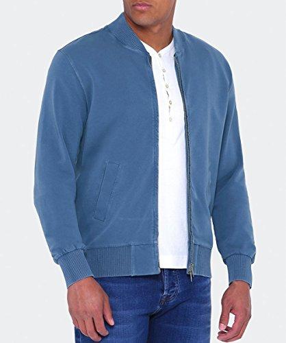 Circolo 1901 Hommes blouson de maillot felpa Bleu Clair Bleu Clair