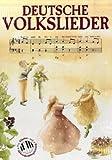 Deutsche Volkslieder : mit Klavier- und Akkordbegleitung