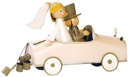 Soggetto Coppia di sposini Che Si baciano Jullar bis 1200 Statuette Decorative per Torta Nuziale