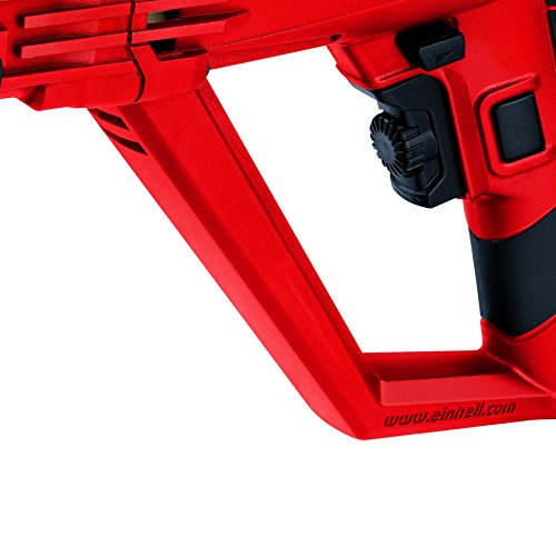 Einhell Bohrhammer TC-RH 800 E (800 W, 2,5 J,Bohrleistung Ø in Beton 26 mm, SDS-Plus-Aufnahme, Metall-Tiefenanschlag, Koffer) - 7