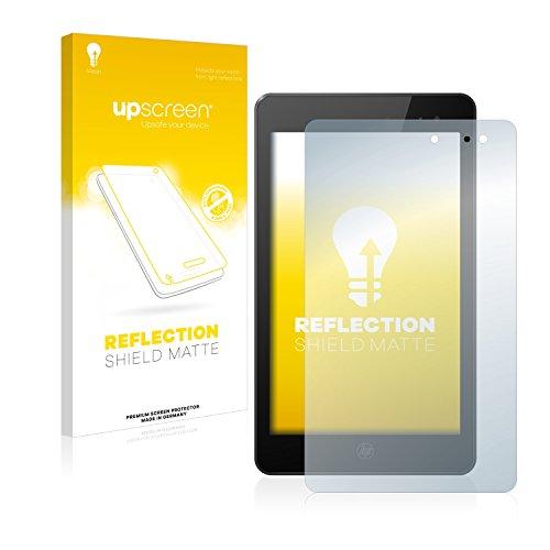 upscreen Entspiegelungs-Schutzfolie kompatibel mit HP Envy 8 Note - Anti-Reflex Bildschirmschutz-Folie Matt