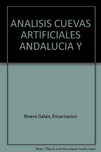 Análisis de las Cuevas Artificiales en Andalucía y Portugal (Filosofía y Letras)