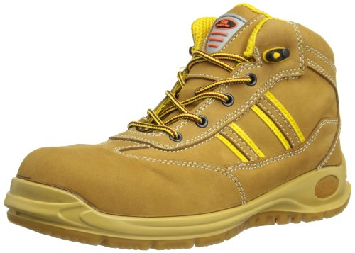 Sir Safety Sedan Stivali Unisex da Adulto, Colore Giallo (Honey), Taglia 43 EU (9 UK)