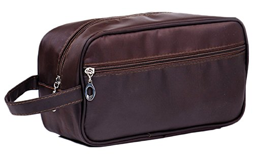 hoyofo-mens-or-ladies-wash-bag-gym-bag-cosmetic-bagbrown