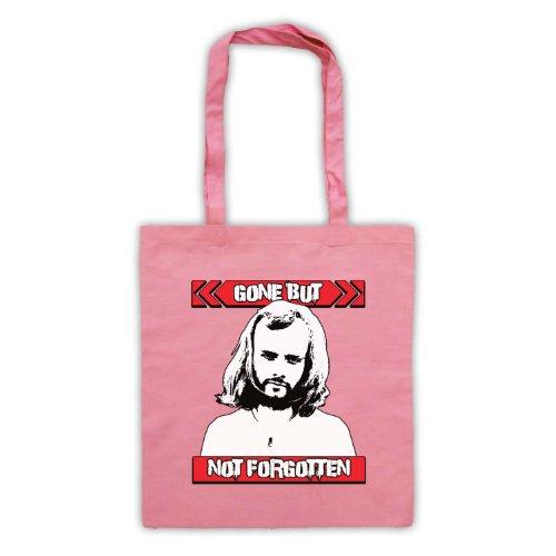 John Peel Gone ma non dimenticato Tote Bag Rosa