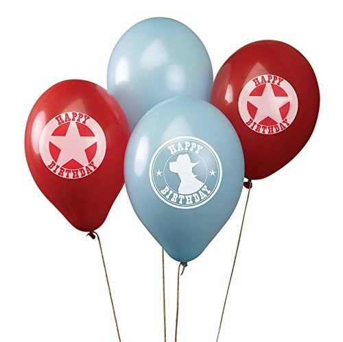 West Cowboys Ballon (Cowboy-ballons)
