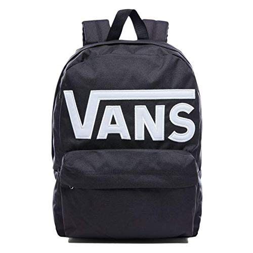 Vans Old Skool Ii Backpack Zaino Casual, 42 Cm, 22 Liters, Grigio (Heather Suiting)