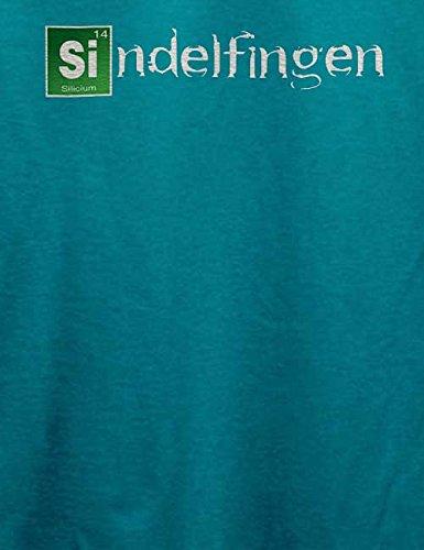 Sindelfingen T-Shirt Türkis