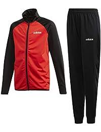 Suchergebnis auf für: roter jogginganzug adidas