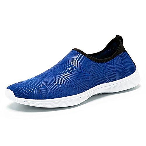 Easondea Wasserschuhe Aquaschuhe Damen Herren Unisex Neoprenschuhe Barfuß Schuhe Yoga Badeschuhe