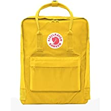 Fjällräven Kanken - Mochila amarillo warm yellow Talla:37 cm