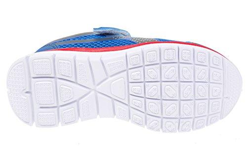 GIBRA® Damen Sportschuhe mit Klettverschluss, blau, Gr. 36-40 Blau