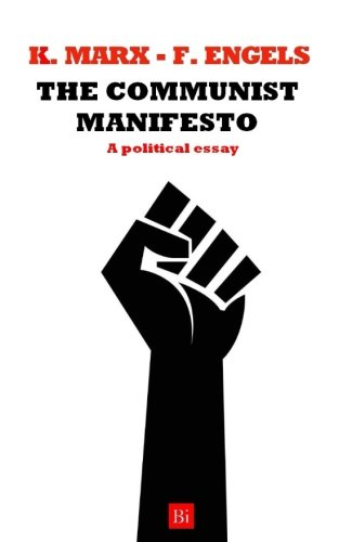 a literary analysis of the communist manifesto Objective: swbat demonstrate their ability to read and comprehend literary nonfiction by proficiently completing a brief reading assessment based on the communist manifesto.