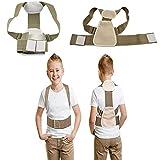 NUCARTURE® child posture corrector brace Posture belt for kids Adjustable Posture Corrector Upper