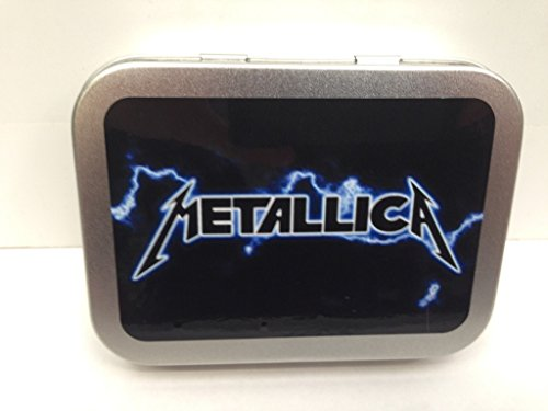 metallica-blue-lightning-us-rock-band-metal-heavy-silver-hinged-lid-2oz-tobacco-storage-tin