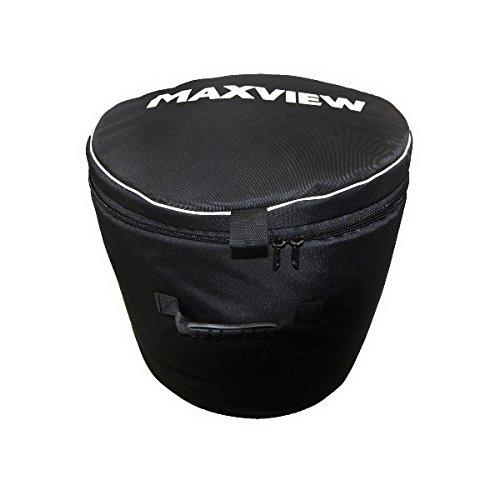 Preisvergleich Produktbild Freizeit Wittke Maxview VuQube Auto II - Portable vollautomatische Sat-Antenne inkl.Transportasche