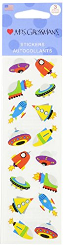 Mrs Grossman Mrs. Grossmans Stickers Chubby Rocketships
