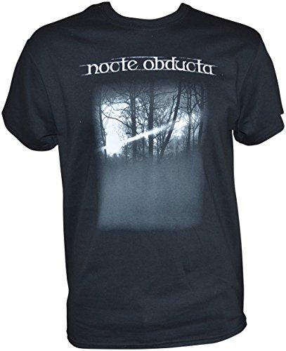 Nocte Obducta Bier T-Shirt Schwarz