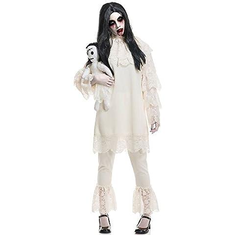 Erwachsene Wicked Puppe Kostüm (Charades Halloween Kostüme)