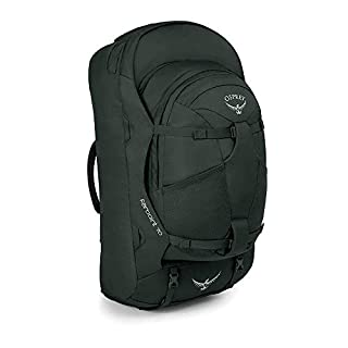 Osprey Farpoint 70 Men's Travel Pack with 13L Detachable Daypack - Volcanic Grey (M/L) (B014EBKYDS) | Amazon Products