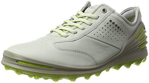 EccoEcco Men's Golf Cage Pro - Scarpe da Golf Uomo, Grigio (1379CONCRETE), 43
