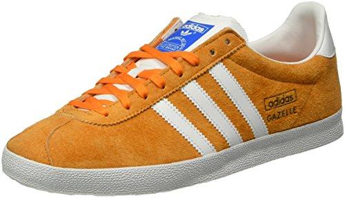 adidas OriginalsGazelle OG - Scarpe da Ginnastica Basse Uomo Arancione (Bright Orange/Ftwr White/Bright Orange)