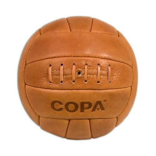 COPA - Retro Fußball 50er Jahre - Braun -