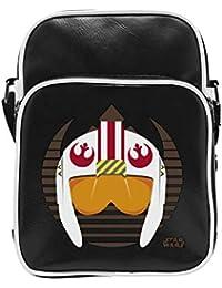 Preisvergleich für AbyStyle–Star Wars Umhängetasche Vinyl–X-Wing Helmet Unisex Erwachsene, S, abybag157