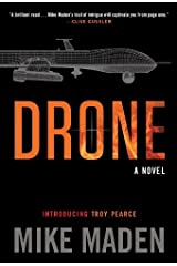 Drone (A Troy Pearce Novel) by Maden, Mike (2013) Hardcover Hardcover