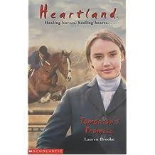 Tomorrow's Promise (Heartland 10) by Lauren Brooke (2003-03-21)