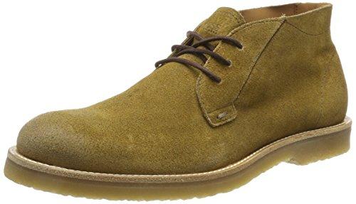 Boss Orange Herren Cuba_Desb_sdws Desert Boots, Grün (Medium Green), 46 EU