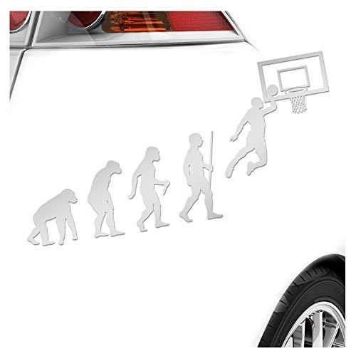 Kiwistar Basketball Spiel Evolution Aufkleber Sticker 25 Farben Neon Matt -