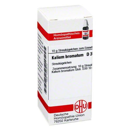 Kalium Bromatum D 30 Glob 10 g