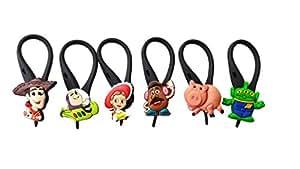 AVIRGO Soft Zipper Pull Pendentif, decoration pour la Veste 6 pieces Jeu # 108 - 3