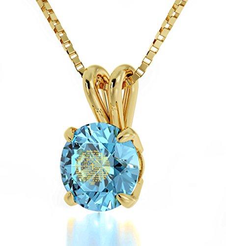 Bijoux Nano Herren Damen -    vergoldet