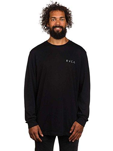 rvca-t-shirt-skull-teller-black-m-black