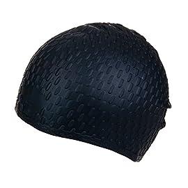 Swim Cap – Cuffia da nuoto in silicone b9d6b4d68776