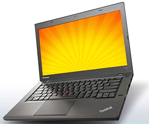 Lenovo ThinkPad T440 Business | Intel Core i5 (4.Gen), 8GB RAM, 500 GB HDD, 14 Zoll 1920x1080 IPS, Bluetooth, Wi-Fi, Win10 Prof. | Ultrabook (Generalüberholt)