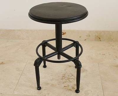 Industrial Metal Bistro Bar Stool produced by - - quick delivery from UK.