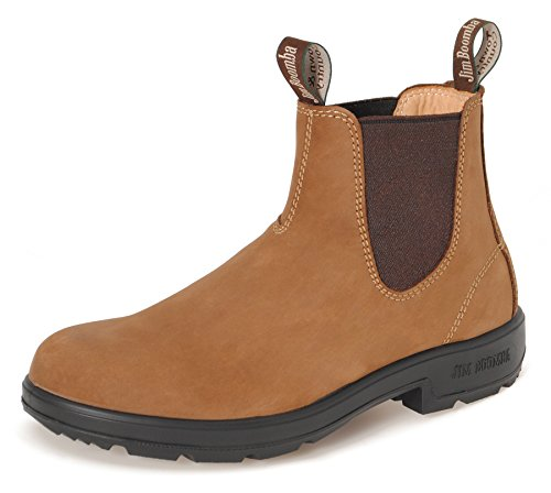 JIM BOOMBA Town & Country Offroad Chelsea Boots JBLO Unisex Stiefelette | Loam Braun (Loam)