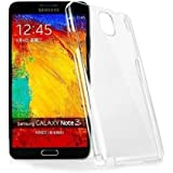 DNG Crystal Clear Transparent Soft TPU Case Cover for Samsung Galaxy Note 3 N9000