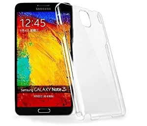 2010kharido Crystal Clear Transparent Soft TPU Case Cover for Samsung Galaxy Note 3 N9000