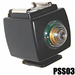 DynaSun PSS03 Cellule de déclenchement pour Flash Esclave