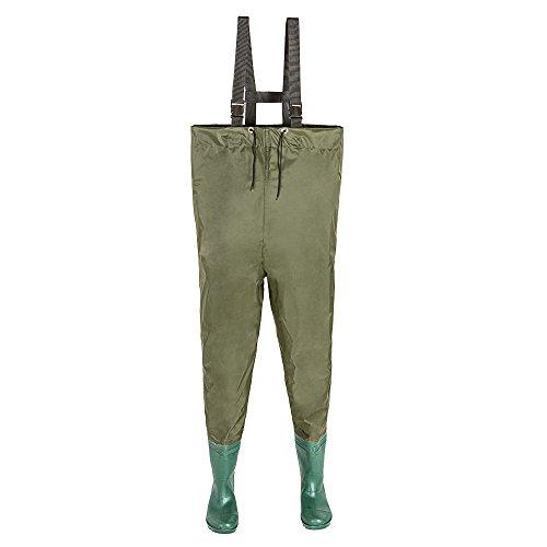 TecTake Stivali da pesca lavoro pantaloni 45