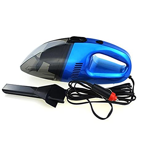 NWYJR Car Vacuum Cleaner ,Car Vacuum Cleaner Handheld Wet Dry Portable 12V 75W 3.5 M Power Cord With Mini Vacuum Cleaner , a