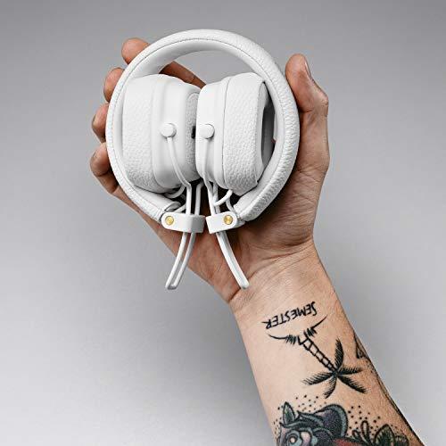 Marshall Major III On-Ear Headphones (White) Image 4