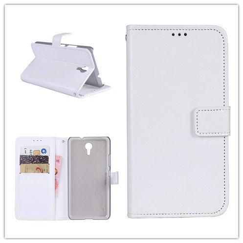 Funda® Flip Brieftasche Hülle für Oukitel U16 Max (Muster 1)